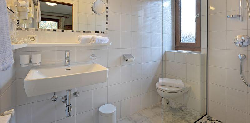 Außergewöhnlich Badezimmer Des Appartements JAKOB